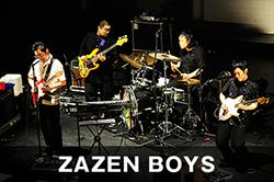 ZAZEN BOYS
